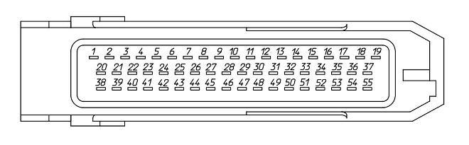 Блок управления элара 50.3763 схема
